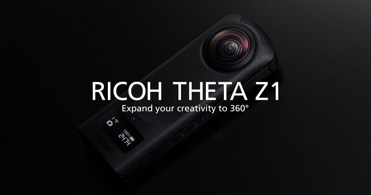 Creativity | RICOH THETA Z1